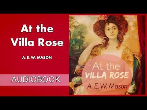 At the Villa Rose by A. E. W. Mason - Audiobook