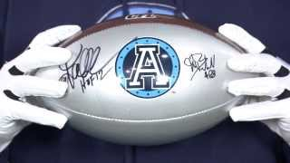 Win a signed Argos football!