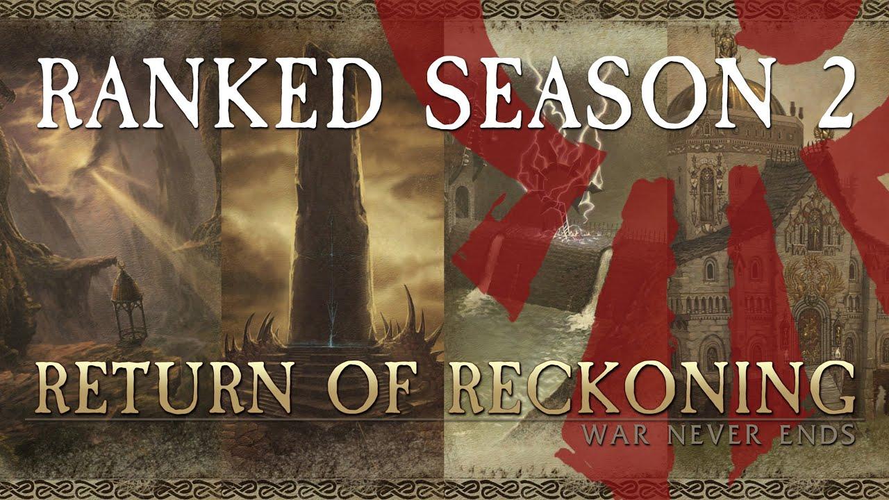 Ranked Scenarios Season 2 Announcement