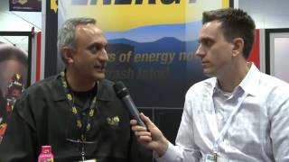 Exclusive Interview with 5-hour Energy's Manoj Bhargava at the 2012 NACS Show