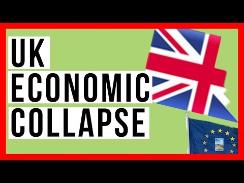UK Economy Will COLLAPSE! Prices Rising VERY FAST as Economy Weakens!
