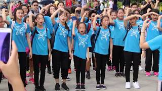 2018新加坡合唱比賽-南科實中國小部合唱團活動花絮