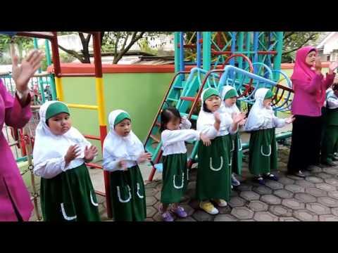 Dunia Anak Anak   Kegiatan Rutin TK Islam Puspa Indah Al Hanif Estat Part 1 ~ #Dua Dunia Anak Anak