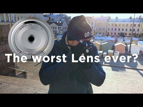 Olympus 15mm F/8.0 Body Cap Lens - review