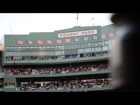 30 Fields in 30 Days: Fenway Park