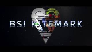 BSI Kitemark – proving excellence since 1903