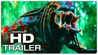 The Predator Trailer 3 New 2018 Shane Black Sci Fi Horror Movie Hd