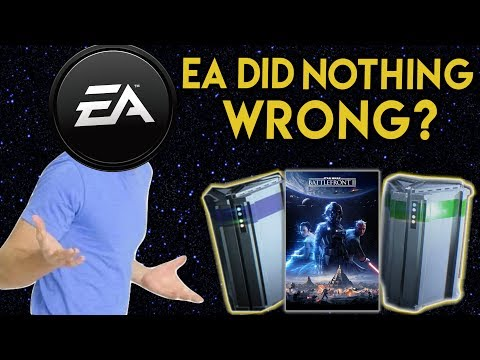 """EA Did Nothing Wrong!"" - Response Video"