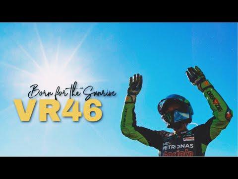Valentino Rossi │ Born For The Sunrise