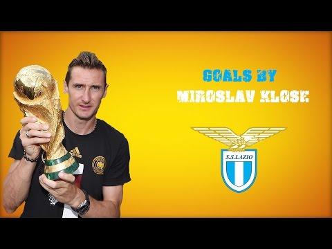 Top 10 Goals By Miroslav Klose
