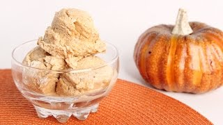 Pumpkin Pie Ice Cream (no Machine) Recipe - Laura Vitale - Laura In The Kitchen Episode 971