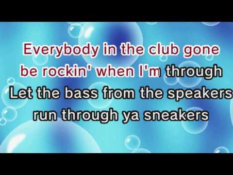 Rihanna - Pon De Replay (Karaoke And Lyrics Version)