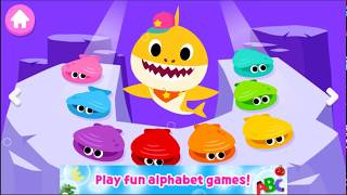 Colorful game - PinkFong Baby Shark melody songs for children 아기 상어 노래 및 게임 Barbie girl
