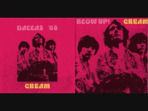 Cream- Dallas, Texas 10/25/68