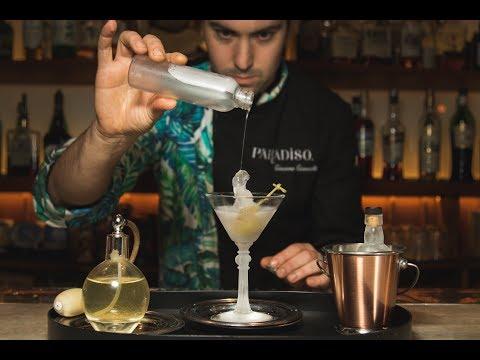 The Super Cool Martini