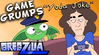 Game Grumps Short: Yoda Joke - Gregzilla