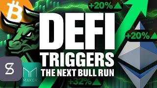 Decentralized Finance #DeFi Will Lead Bull Run Charge! My Top Picks!