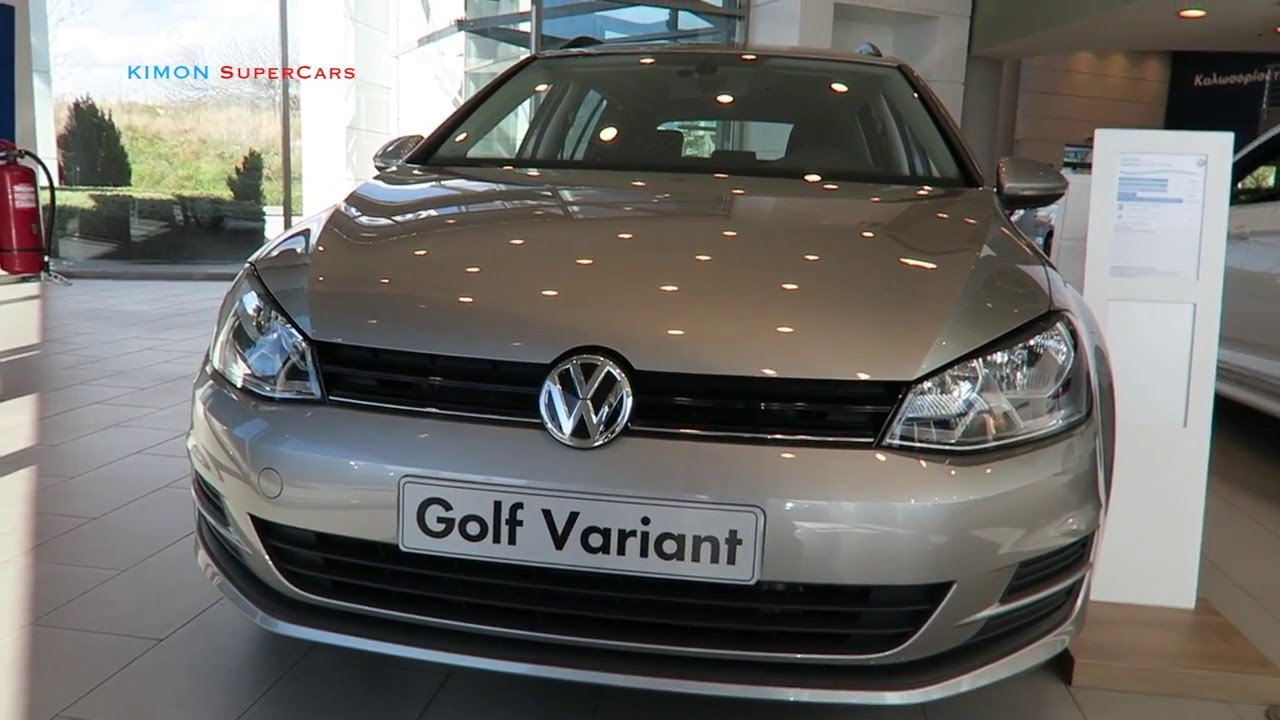 new 2016 vw golf variant exterior interior youtube. Black Bedroom Furniture Sets. Home Design Ideas