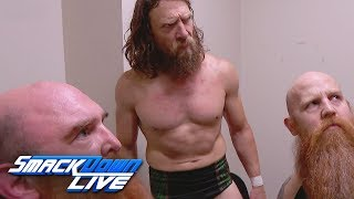 Daniel Bryan and Rowan reveal Roman Reigns' attacker: SmackDown LIVE, Aug. 20, 2019