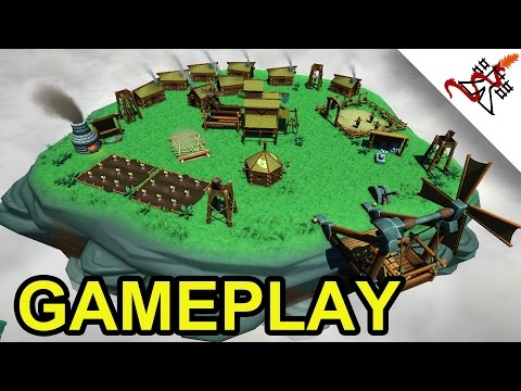 Anchored - GAMEPLAY [Survival Strategy Game]