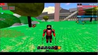 Ninjas Vs Spartans Roblox