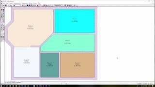 Моделирование стен в программе Дом-3D