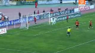 Gol de Robben (0-1) Mallorca vs Real Madrid 11/1/2009