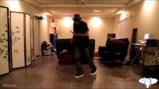 KB from Jabbawockeez - Solo Freestyle