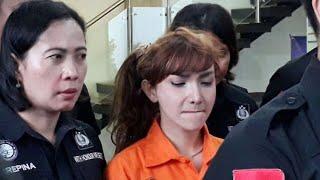 Roro Fitria Dibawa ke Rutan Polda Metro Jaya