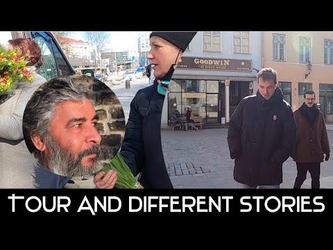 My City Tour And Useful Information STORIES   Namaste Estonia   From Estonia Europe