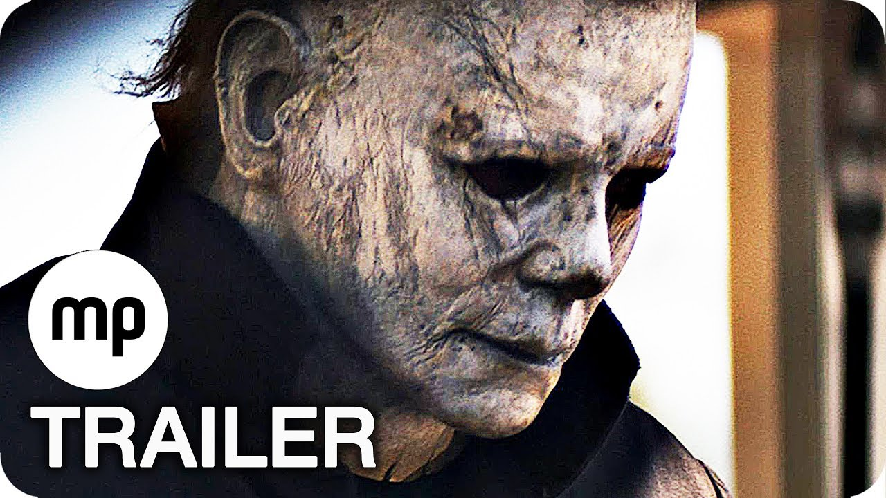 Joker Metallschrank Halloween Trailer Deutsch German 2018