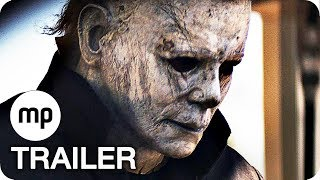Halloween Trailer Deutsch German (2018)