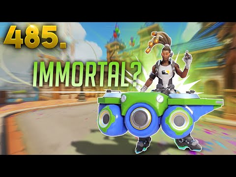 Pay to Win EMOTE..?!   Overwatch Daily Moments Ep.485 (Funny and Random Moments)