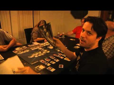Battlestar Galactica: The Boardgame playthrough