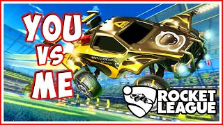 Rocket League - You vs. Me! Online Singles Matches   Blitzwinger