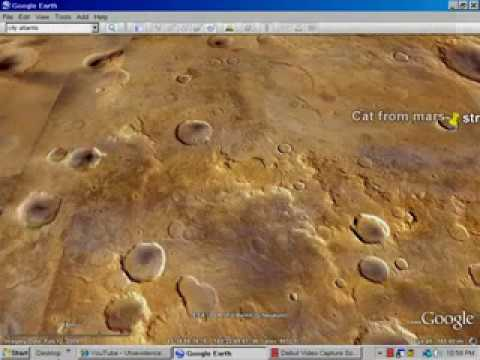 Debunk This! Google Mars Images Reveal Evidence Of Intelligence On The Surface