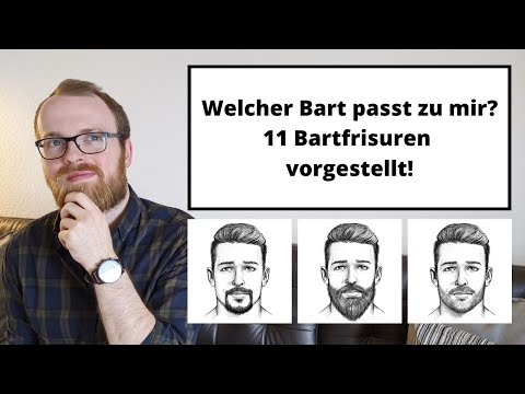 Bart 3 ohne oberlippe tage Barttrends 2021