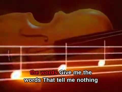 Karaoke In A Manner Of SpeakingNouvelle Vague