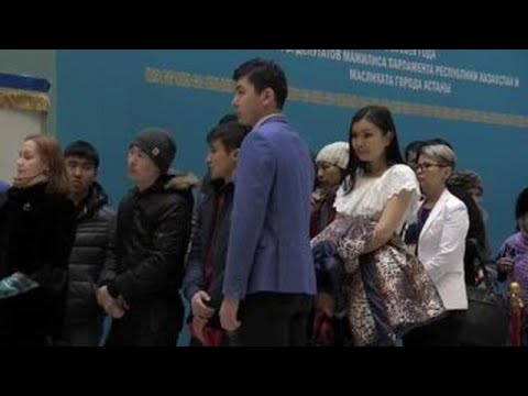 1,000 observers called on to ensure fair elections in Kazakhstan