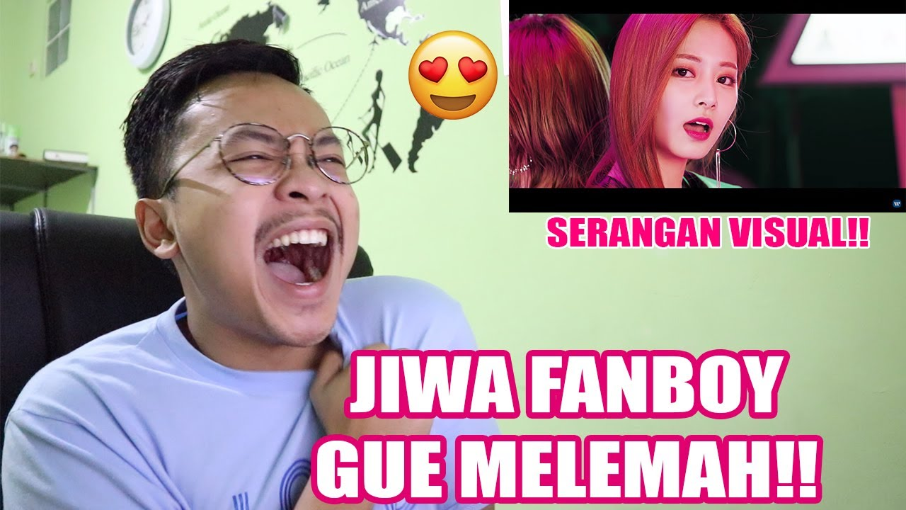 TWICE - BREAKTHROUGH MV REACTION ( FANBOY GABAKAL KUAT!! )