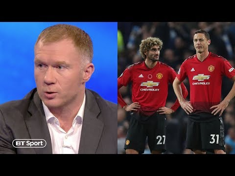 """That midfield worries me!"" Paul Scholes assess the problems at Man Utd 