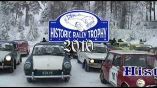 Historic Rally Trophy 2010