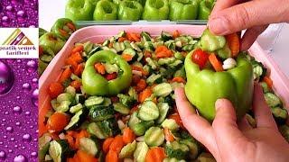 Böyle TURŞU Yapımı Hiç Görmediniz GARANTİLİ TURŞU TARİFİ / Pratik Yemek Tarifleri
