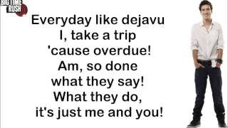 Cruise Control - LYRICS - Big Time Rush