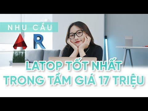3 Laptop Này Dành Cho AutoCAD và Revit