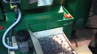 Автомат резьбонакатной для изготовления саморезов(Автомат резьбонакатной модели ААО418Б производства