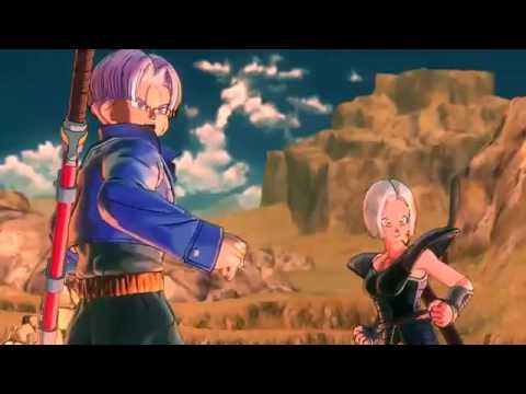 Dragon Ball Xenoverse 2 - 18 - History of Trunks