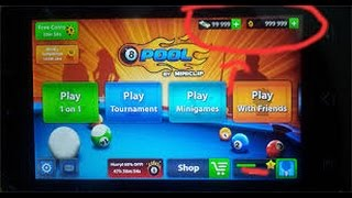 8 Ball Pool Hack/Mod APK Download Works On Android/iOS UNLIMINTED MONEY AND UNLOCKED ITEMS!!