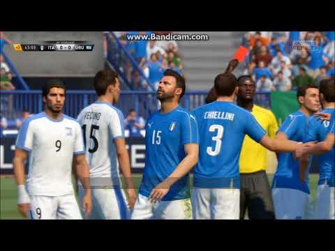 FIFA 17 Uruguay VS Italy Finals (Tournament Series 22)