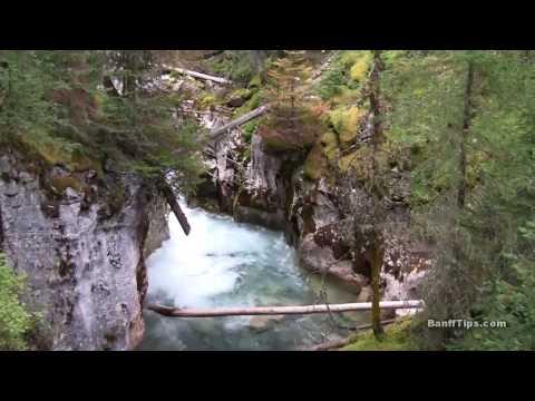 Banff Park-Johnston Canyon-Watch Video